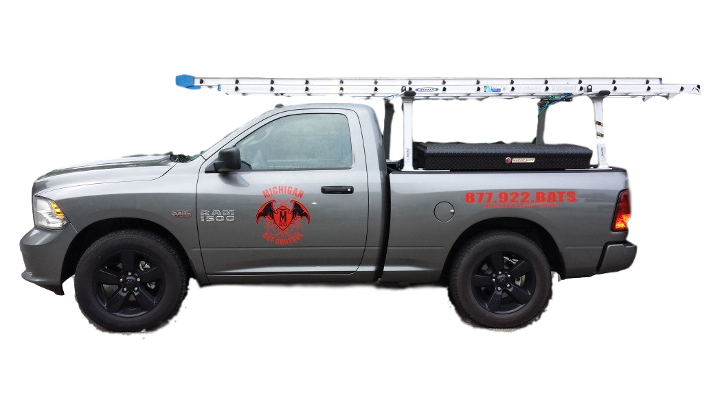 Michigan Bat Control Truck